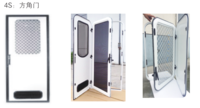 TLD Sanlian rv door